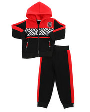 Enyce - 2 Pc Jogger Set (2T-4T)-2452541