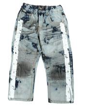 Arcade Styles - Moto Denim Jeans (2T-4T)-2454427