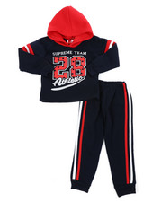 Sets - Fleece Hoodie & Jogger Pants Set (2T-4T)-2454321