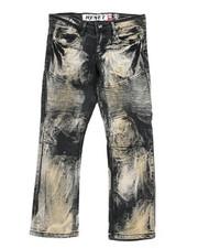 Arcade Styles - Stretch Moto Denim Jeans (8-20)-2454448