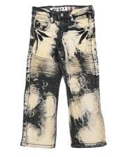 Arcade Styles - Stretch Moto Denim Jeans (4-7)-2454443