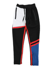 Sweatpants - Color Block Fleece Sweatpants (8-20)-2454376