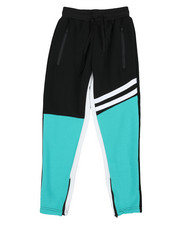 Sweatpants - Color Block Fleece Sweatpants (8-20)-2454402