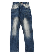 Jeans - 5 Pkt Stretch Jeans (8-20)-2454640