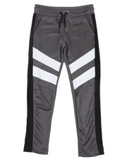 Boys - Color Blocked Track Pants (8-18)-2451744