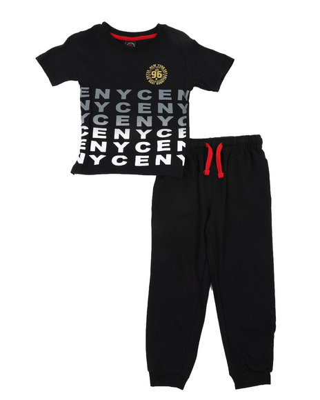 Enyce - 2 Pc Jogger Set (8-18)