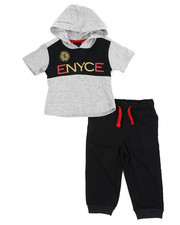 Infant & Newborn - 2 Pc Jogger Set (Infant)-2450864