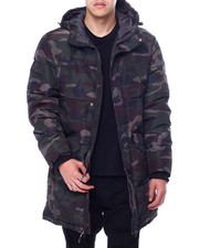 Mens-Winter - ELONGATED PUFFER COAT-2456719