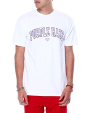 Diamond Supply Co - Cam ron x Diamond PURPLE HAZE TEE-2457082