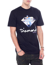 Diamond Supply Co - Cam ron x Diamond Sign Tee-2457004