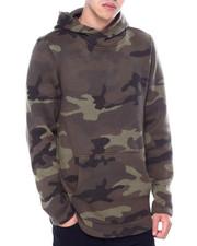 Jordan Craig - Army Scallop Hoodie-2457065