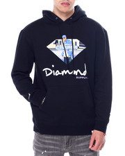 Diamond Supply Co - Cam ron x Diamond Sign Hoody-2457129