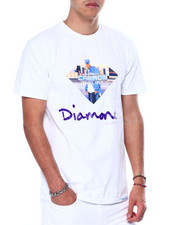 Diamond Supply Co - Cam ron x Diamond Sing Tee-2457042