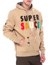 Makobi - Super Sauce Fleece Hoodie-2457614