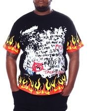 Big & Tall - Flaming Hot S/S Tee (B&T)-2456086