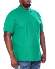 Big & Tall - Polo Shirt (B&T)-2457118