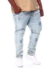 Big & Tall - Stretch Denim Rip + Repair (B&T)-2457467