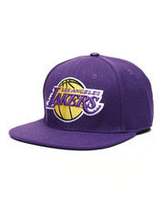 NBA, MLB, NFL Gear - Los Angeles Lakers Logo Hat-2457433