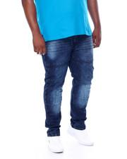 Men - Stretch Knee Treatment Jean (B&T)-2456902