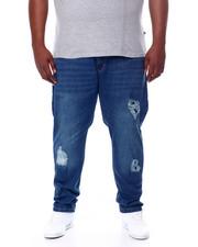 Jeans & Pants - Stretch Jean W/Tone On Tone Repair (B&T)-2457501
