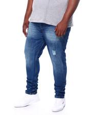 Jeans & Pants - Stretch Denim Rip + Repair (B&T)-2457489