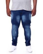 Jeans & Pants - Stretch Jean W/Abrasion (B&T)-2457444