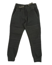 Phat Farm - Stretch Washed Twill Moto Jogger Pants (2T-4T)-2456139