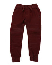 Phat Farm - Stretch Washed Twill Moto Jogger Pants (2T-4T)-2456272