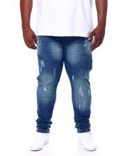 Jeans & Pants - Stretch Jean W/Abrasion (B&T)-2457524