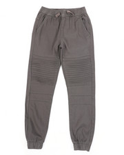 Phat Farm - Stretch Washed Twill Moto Jogger Pants (8-20)-2456326