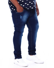 Jeans & Pants - Stretch Denim Rip + Repair (B&T)-2457512