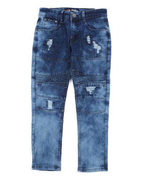 Phat Farm - Stretch Cut & Sew Moto Denim Jeans (8-20)