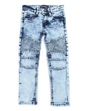 Phat Farm - Moto Skinny Denim Jeans (4-7)-2456534