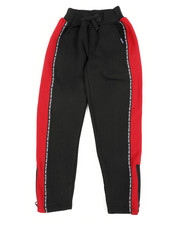 Sweatpants - Cut & Sew Color Block Fleece Pants (8-20)-2456495