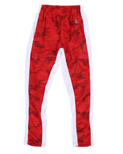 Activewear - Camo Tricot Joggers W/ Open Bottom (8-20)-2456130