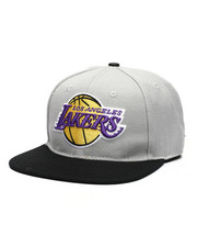 NBA, MLB, NFL Gear - Los Angeles Lakers Logo Hat-2457434