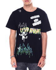 Lifted Anchors - Deranged Tee-2458098