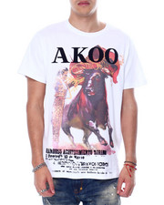 AKOO - FIGHTER SS KNIT-2458007