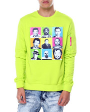 ROKU STUDIO - Crime Square Crewneck-2458110