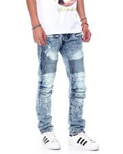 Jeans & Pants - Distressed Moto Jean-2458360
