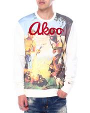 AKOO - bond crew sweatshirt-2458289