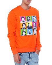 ROKU STUDIO - Crime Square Crewneck-2458144