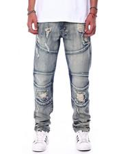 Jeans & Pants - Blown out knee moto jean-2458121