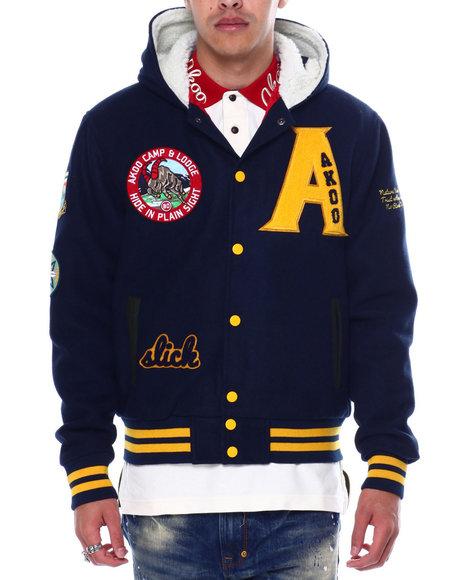 AKOO - savage varsity jacket