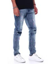 Jeans - Paint Splatter Moto Jean-2458237
