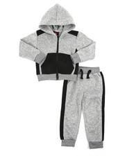 Sets - 2 Pc Hoodie & Jogger Pants Set (2T-4T)-2456607
