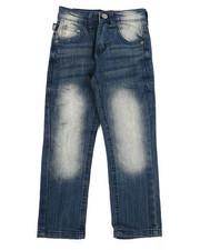 Akademiks - 5 Pkt Stretch Jeans (4-7)-2457597