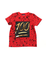 Phat Farm - 100 Mirror Foil Patch Tee (2T-4T)-2457883