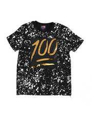 Boys - 100 Mirror Foil Patch Tee (8-18)-2457874