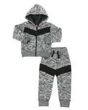 Sets - 2 Pc Hoodie & Jogger Pants Set (2T-4T)-2457701